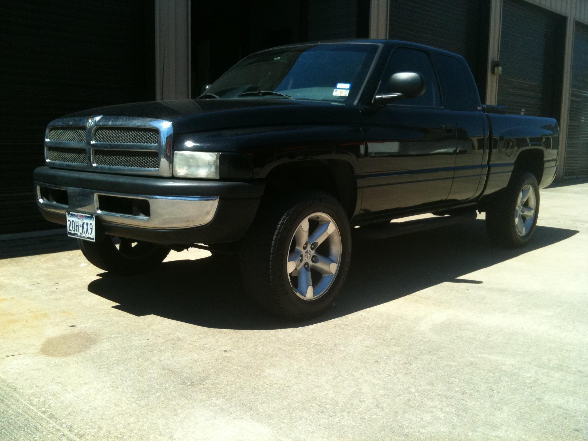 black4x4ram's 1999 Dodge Ram 1500 Quad Cab