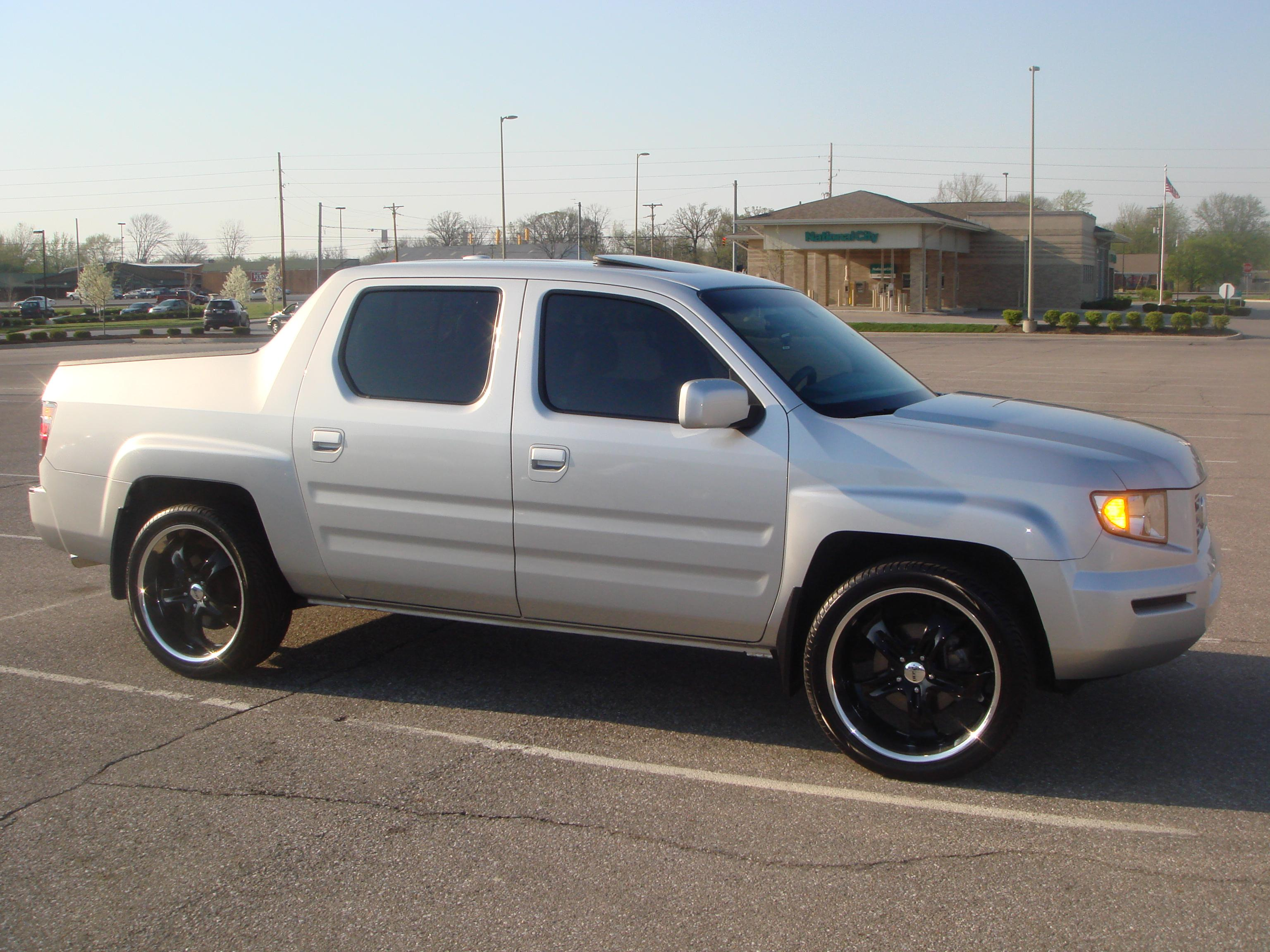 Another macknati 2007 Honda Ridgeline post... - 14462739