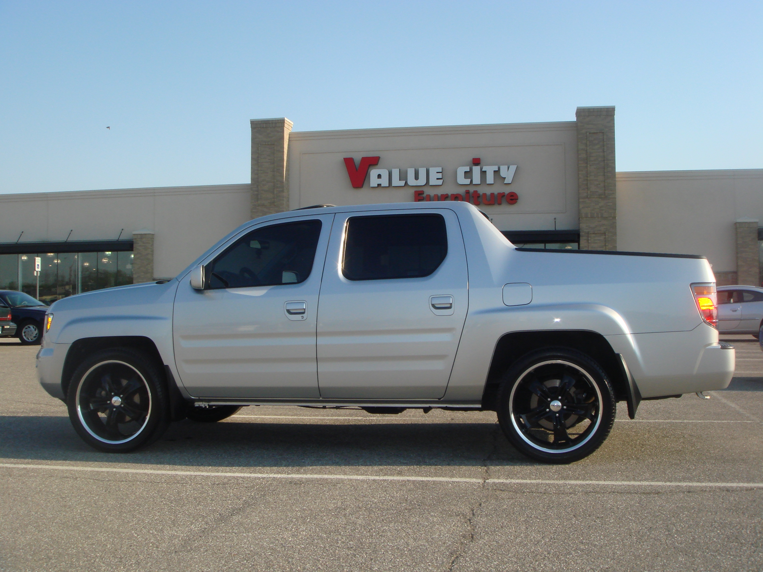 Another macknati 2007 Honda Ridgeline post... - 14462741