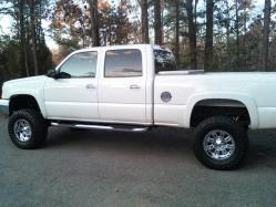 HDsilverados 2005 Chevrolet Silverado 1500 Crew Cab