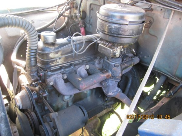 Another 56F2504x4 1956 Ford F250 Crew Cab post... - 14464341