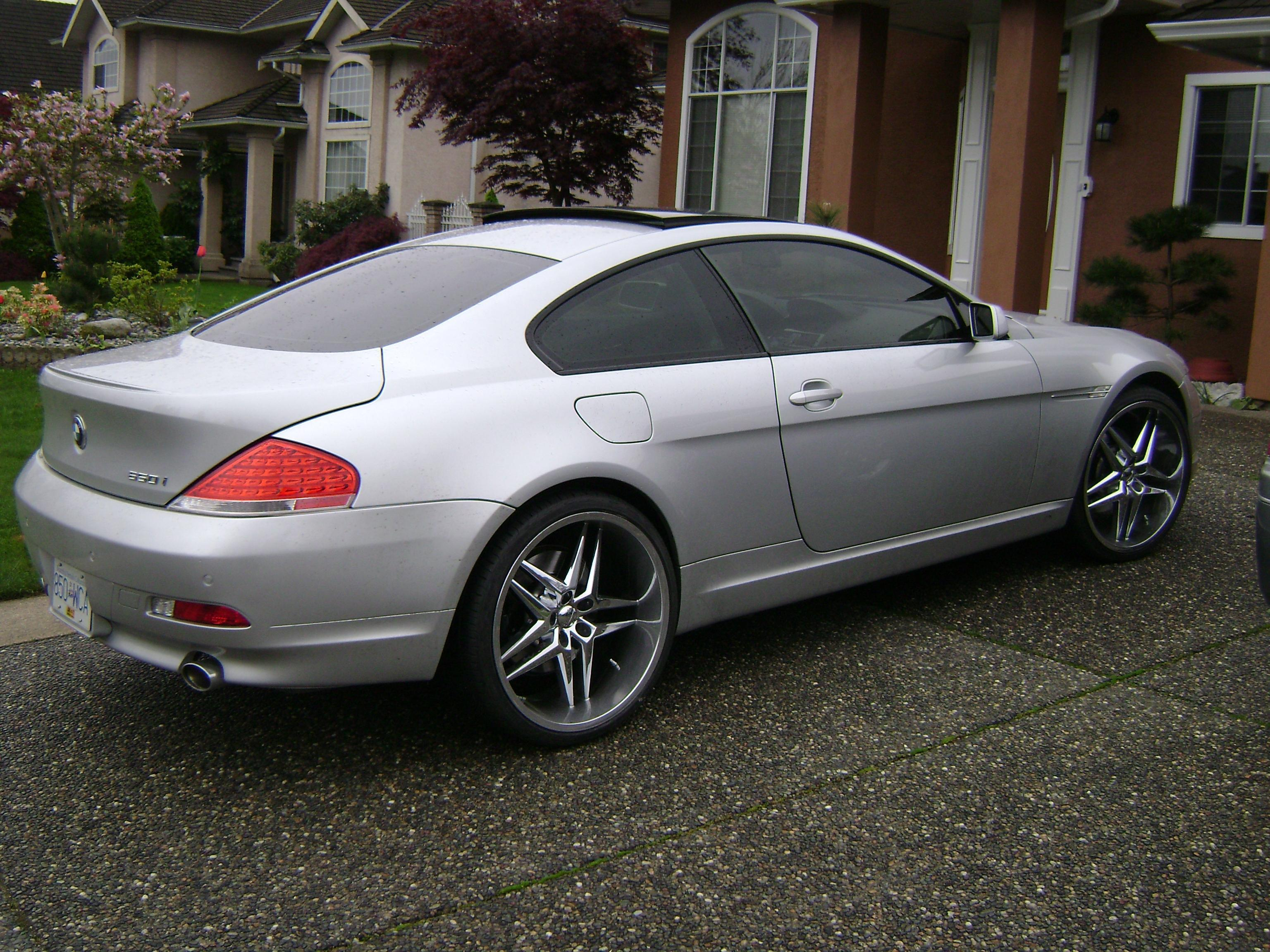 Bmw 650I 0 60 >> jason650i 2007 BMW 6 Series Specs, Photos, Modification Info at CarDomain