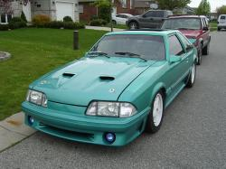 mike1_loves 1992 Ford Mustang