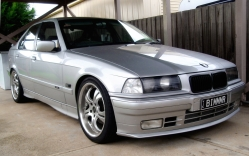 dazza-mates 1991 BMW 3 Series