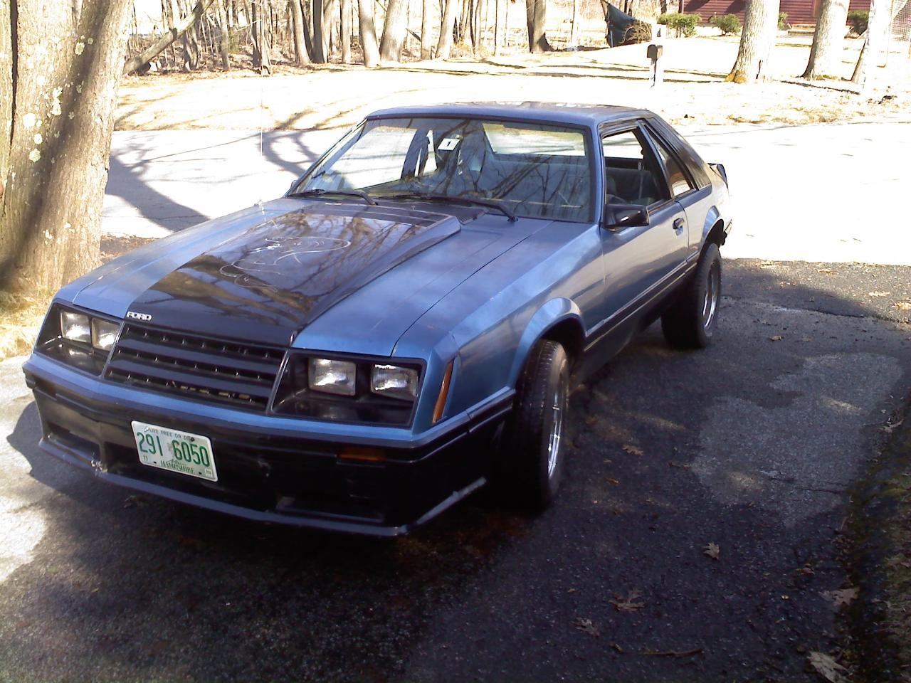 Another 1988montecarloss 1979 Ford Mustang post... - 14464789