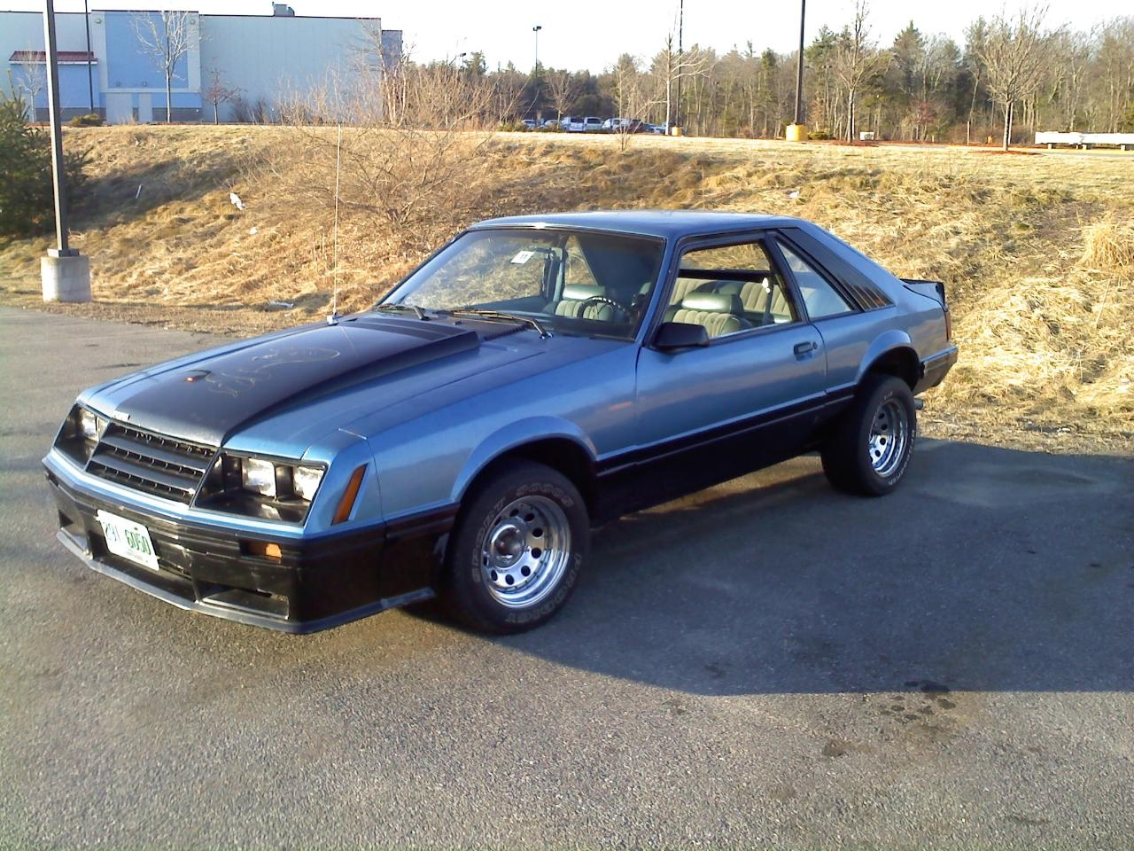 Another 1988montecarloss 1979 Ford Mustang post... - 14464790