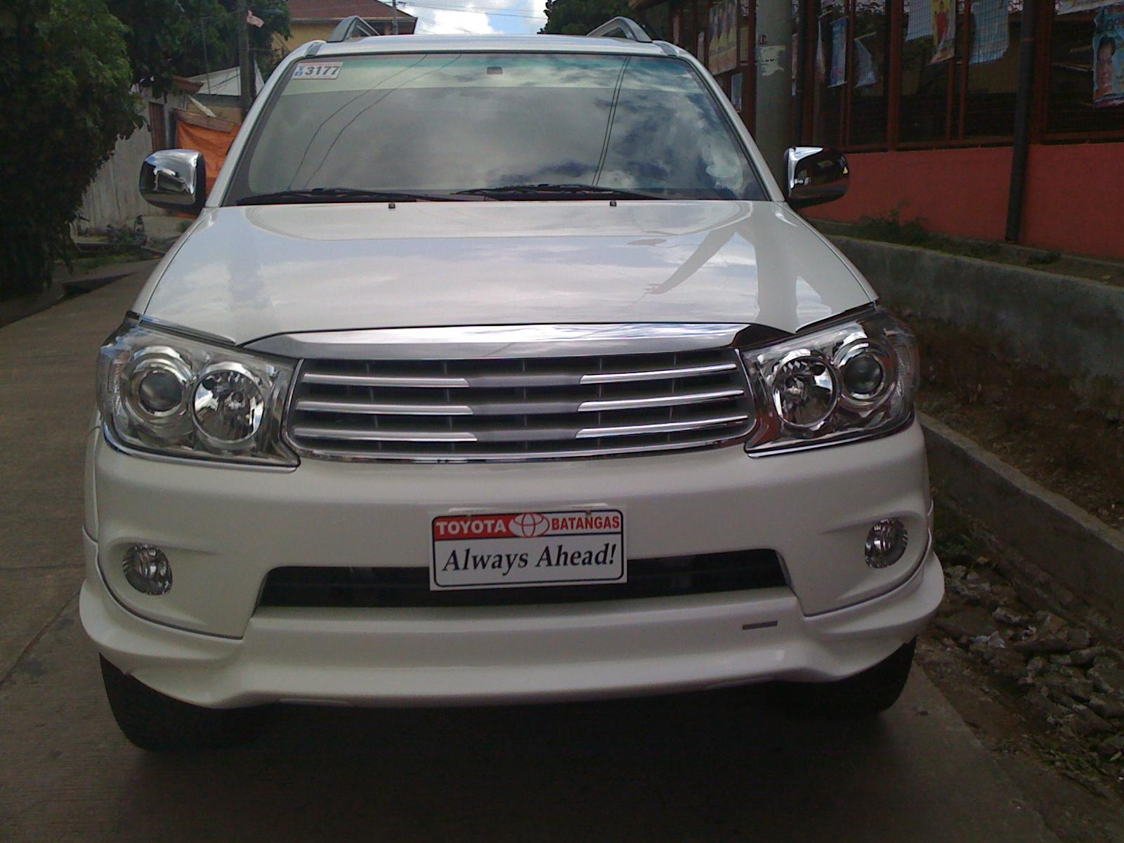abby413 2010 toyota fortuner specs photos modification info at