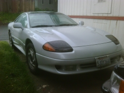 Whiplash_Smiles 1993 Dodge Stealth