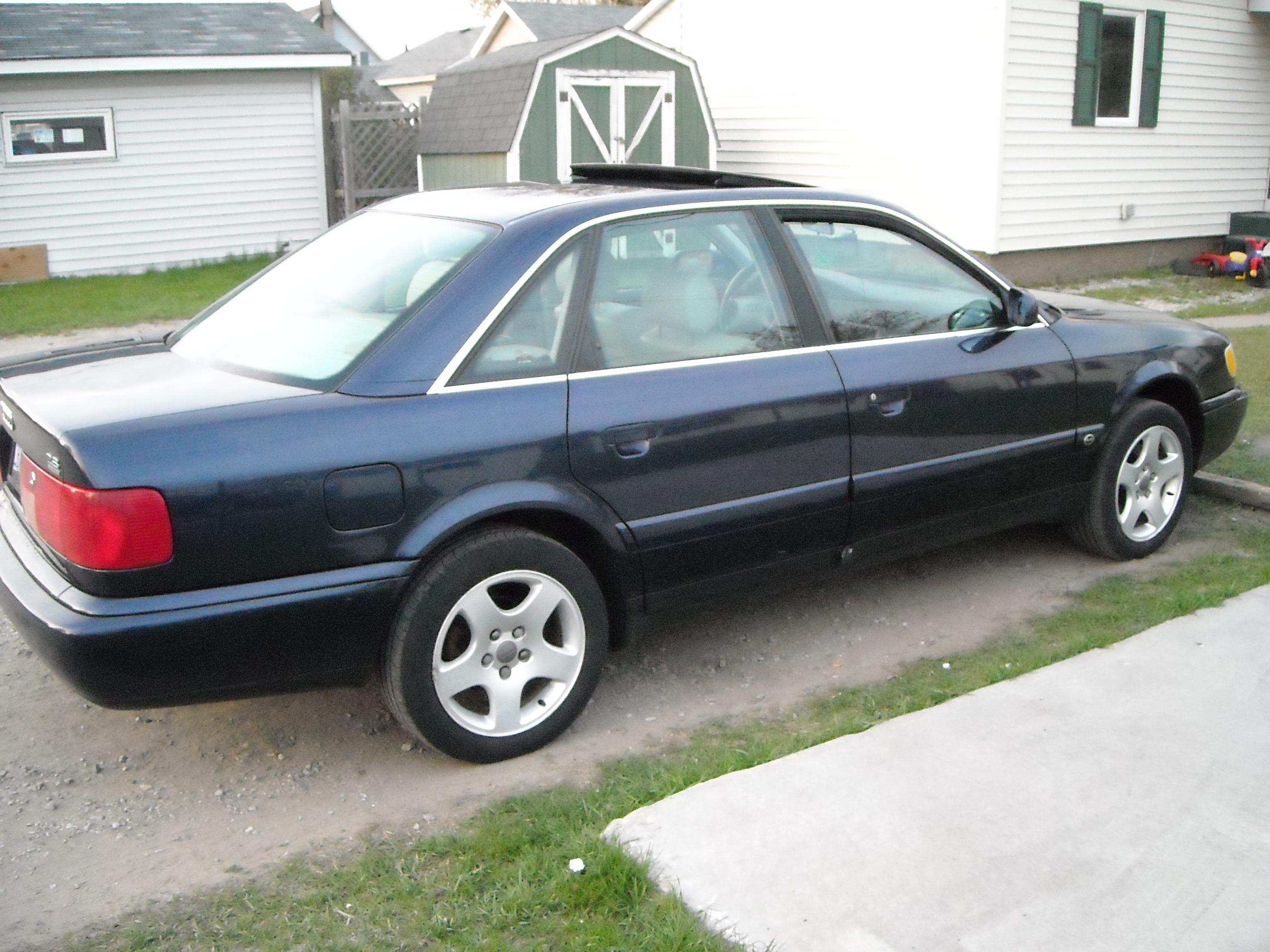 Audi S6 0 60 >> irish1988 1997 Audi A6 Specs, Photos, Modification Info at ...