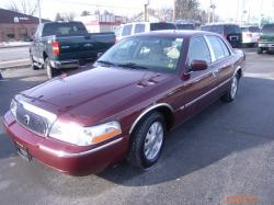 CrimsonMKII 1994 Mercury Grand Marquis