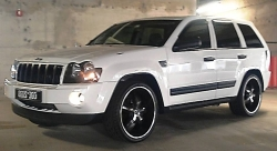 vdub18tts 2006 Jeep Grand Cherokee