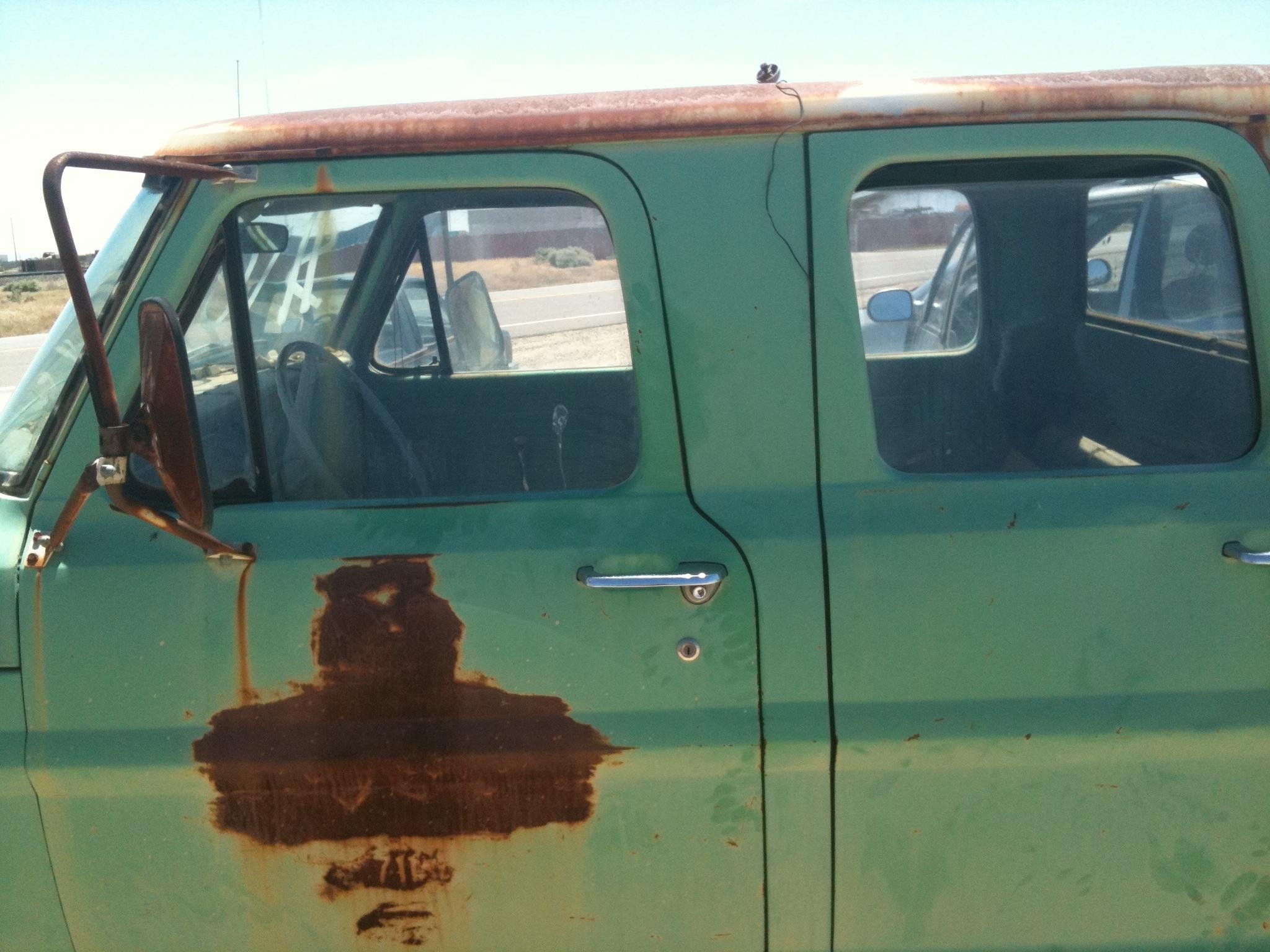 Another SoCalCraigster 1967 Ford F250 Crew Cab post... - 14465506