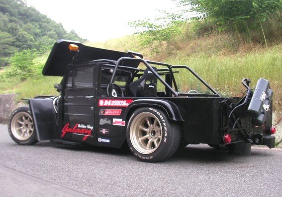 Thread SR20 Powered Jeep Oh And Its Also Slammed
