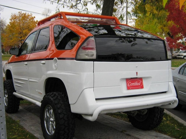 Fourtitude Com Custom Pontiac Aztek For Sale