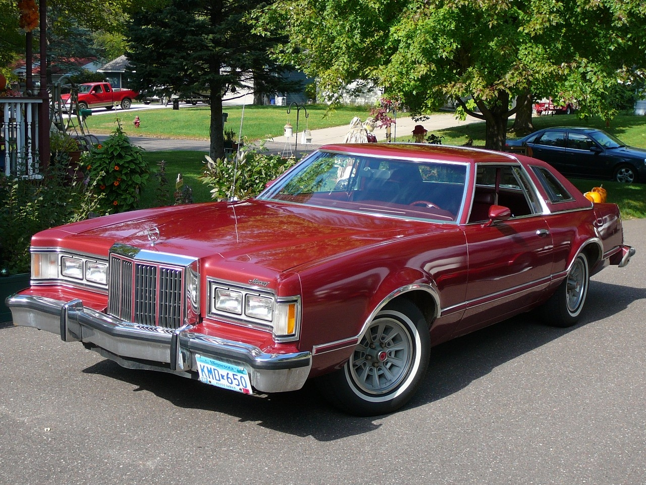 2010 Ford Fusion For Sale >> MyMarquis 1978 Mercury Cougar Specs, Photos, Modification ...