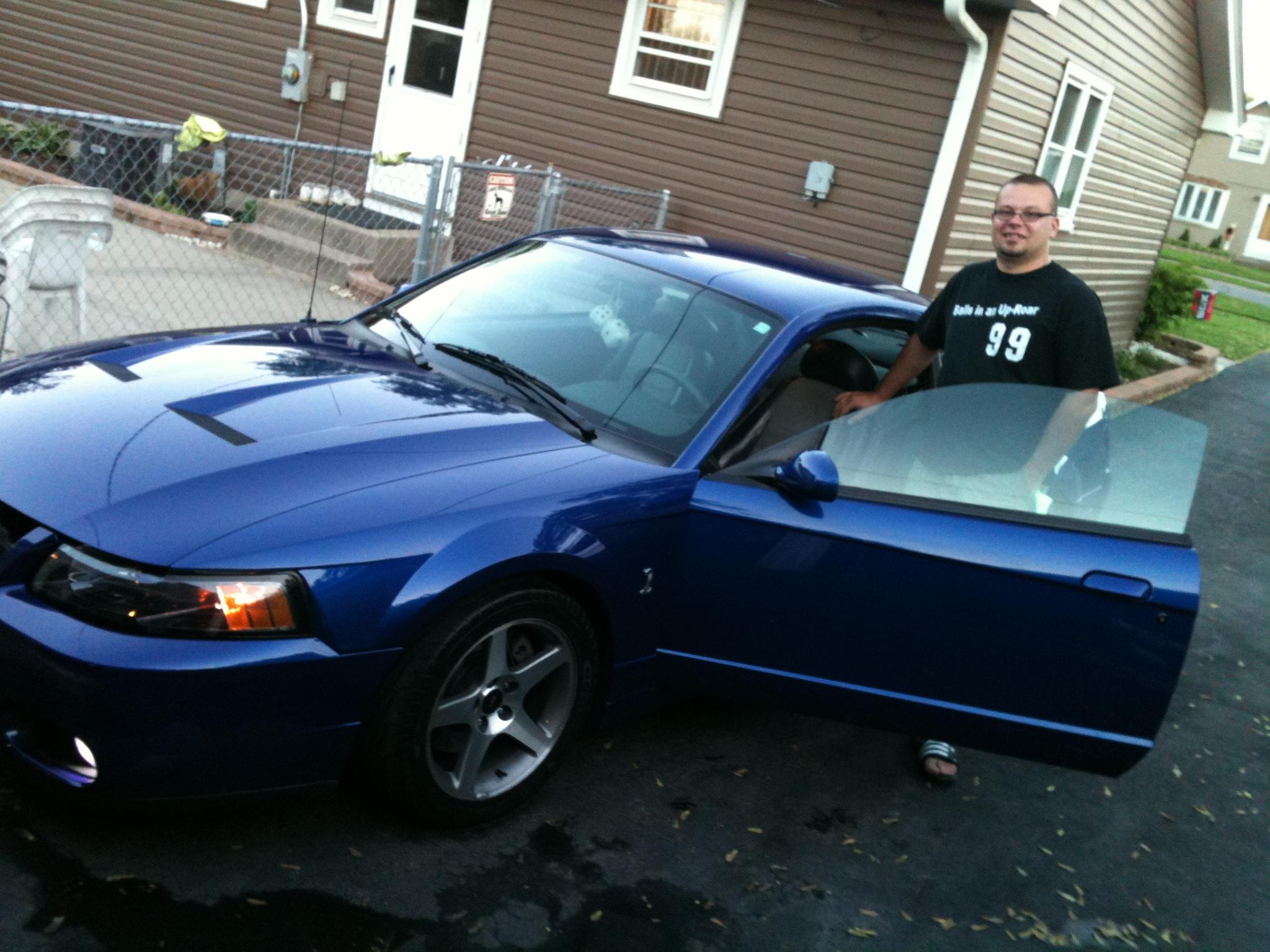 Another amiodynski 2003 Ford Mustang post... - 14466087