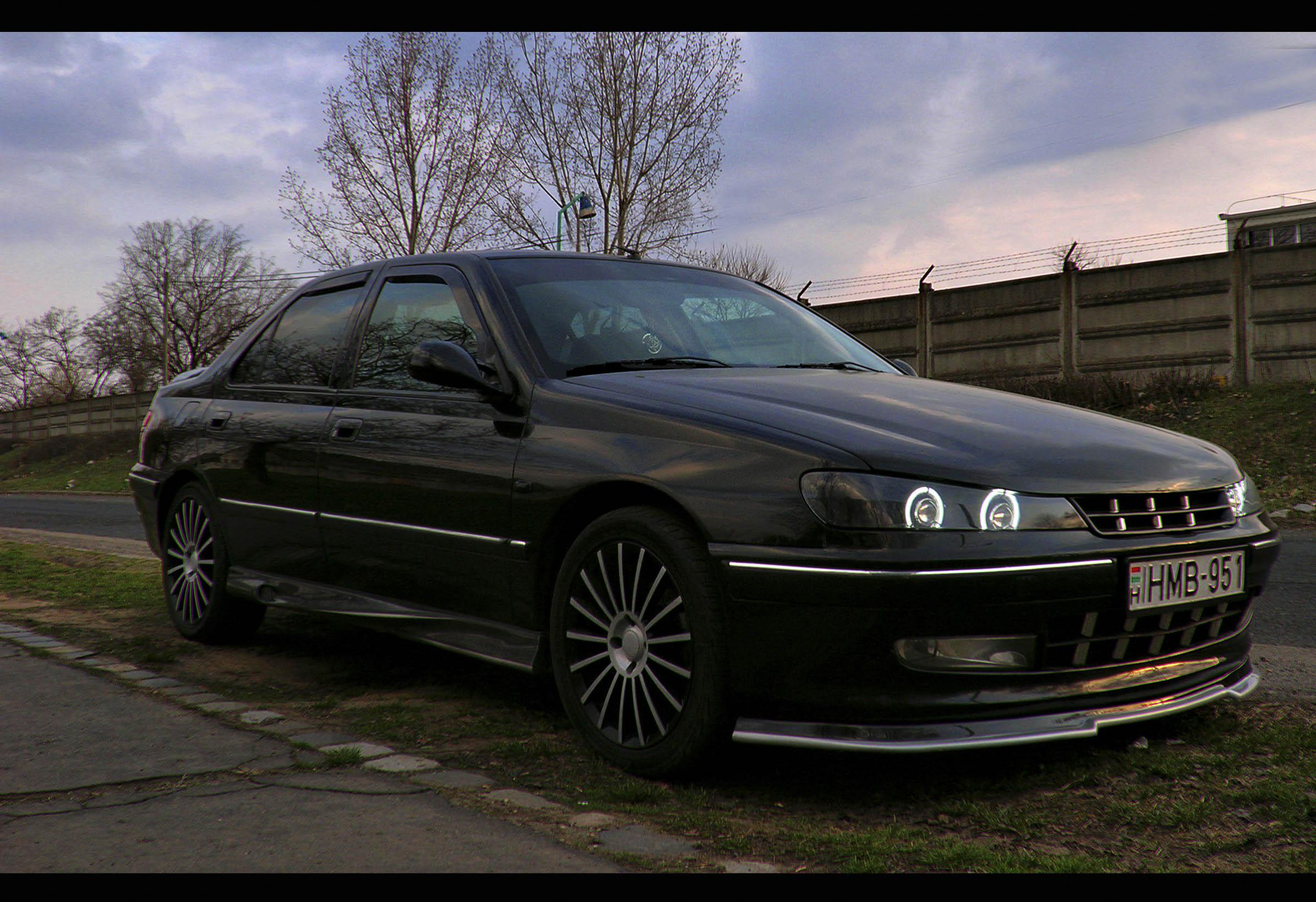 Advertise On My Car >> 19741202 2001 Peugeot 406 Specs, Photos, Modification Info at CarDomain