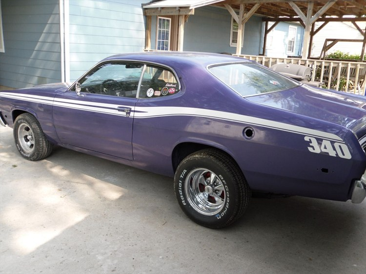 L.A. Shaker: 1973 Plymouth