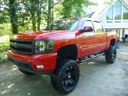 bart356s 2007 Chevrolet Silverado 1500 Crew Cab
