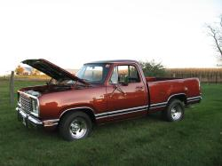 hemisr2nv 1977 Dodge D150 Regular Cab