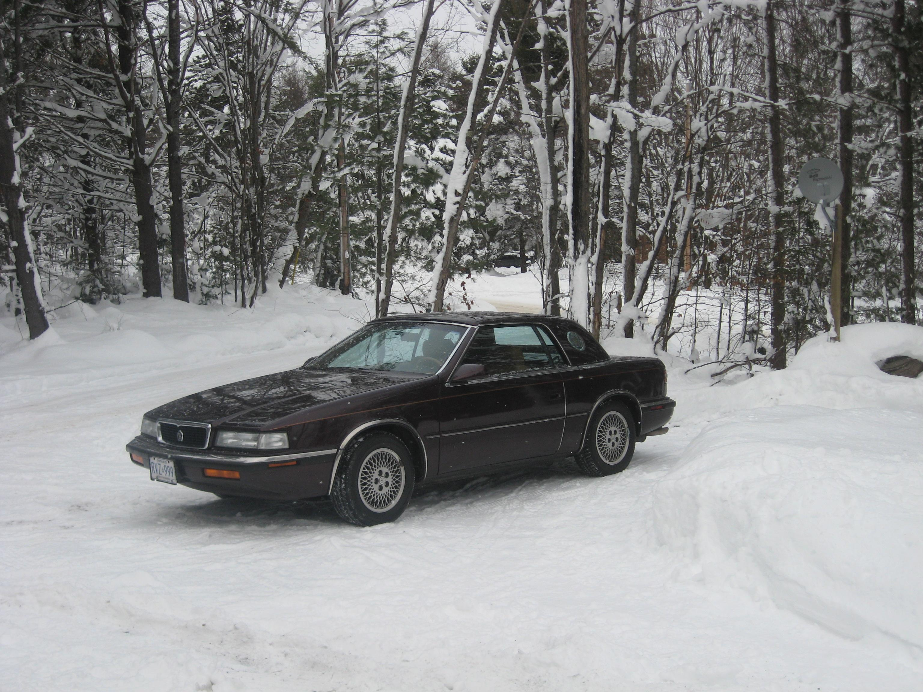 Another GTS55 1989 Chrysler TC post... - 14466822