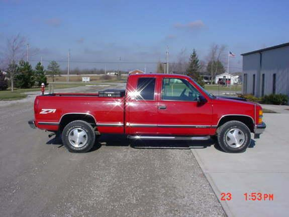 Another benprit1997 1997 Chevrolet Silverado 1500 Extended Cab post... - 14467075