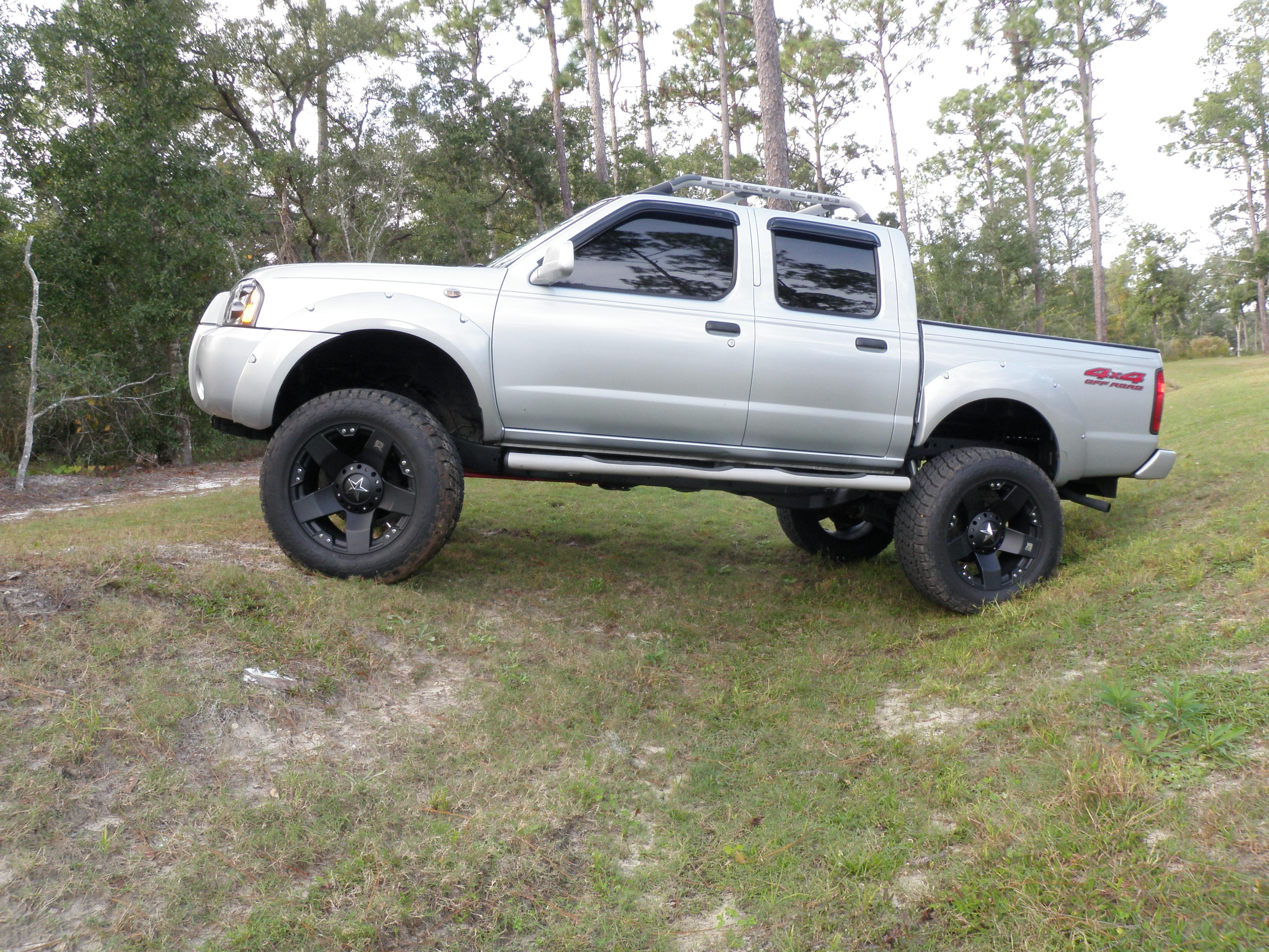 2001 nissan frontier crew cab se 4d view all 2001 nissan jaxonsfrontier 2001 nissan frontier crew cab vanachro Images