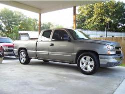 PaulCWS6 2006 Chevrolet Silverado 1500 Extended Cab