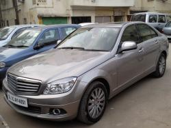 jayeshvaswanis 2009 Mercedes-Benz C-Class