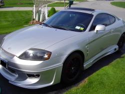buffalosportss 2006 Hyundai Tiburon