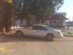 royalstylezcarcls 1995 Lincoln Mark VIII
