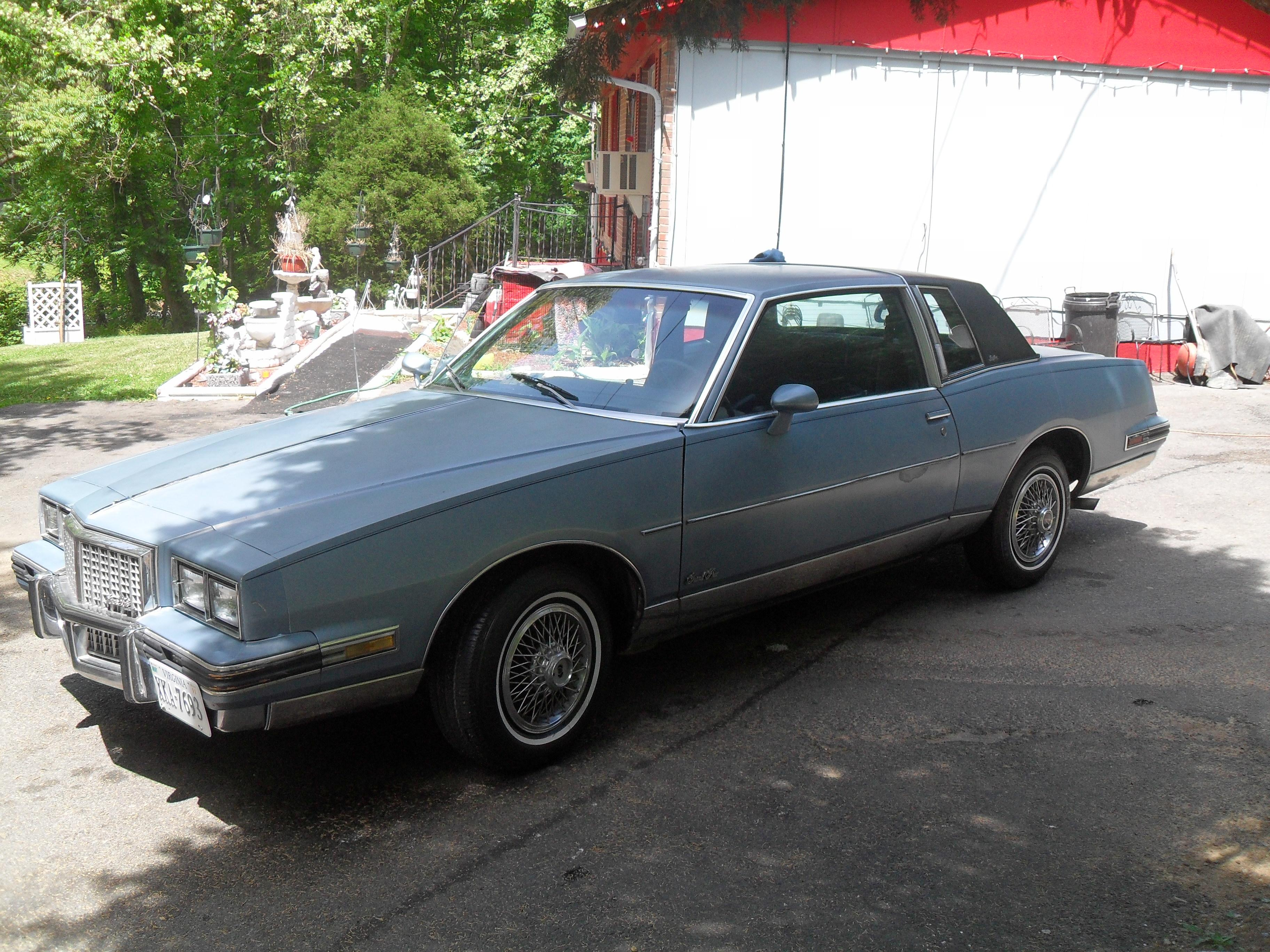 VaBornNRaysd 1985 Pontiac Grand Prix Specs, Photos ...