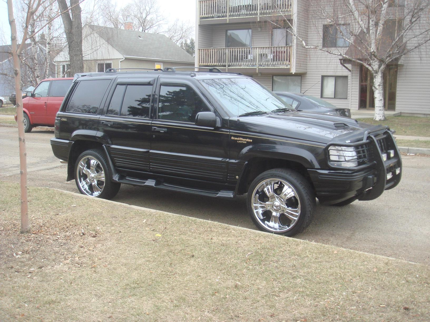 sourtoesam 1995 jeep grand cherokee specs photos modification info. Cars Review. Best American Auto & Cars Review