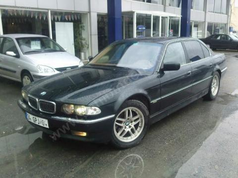 cemutku's 2001 BMW 7 Series