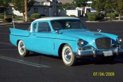 CaliforniaWesty 1959 Studebaker Hawk