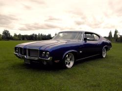 Deepsections 1972 Oldsmobile Cutlass