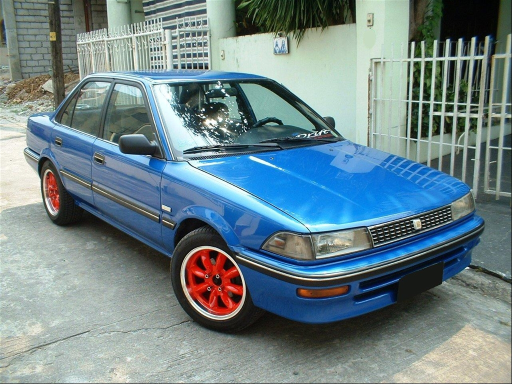 azurestrife 39 s 1992 toyota corolla in quezon city. Black Bedroom Furniture Sets. Home Design Ideas