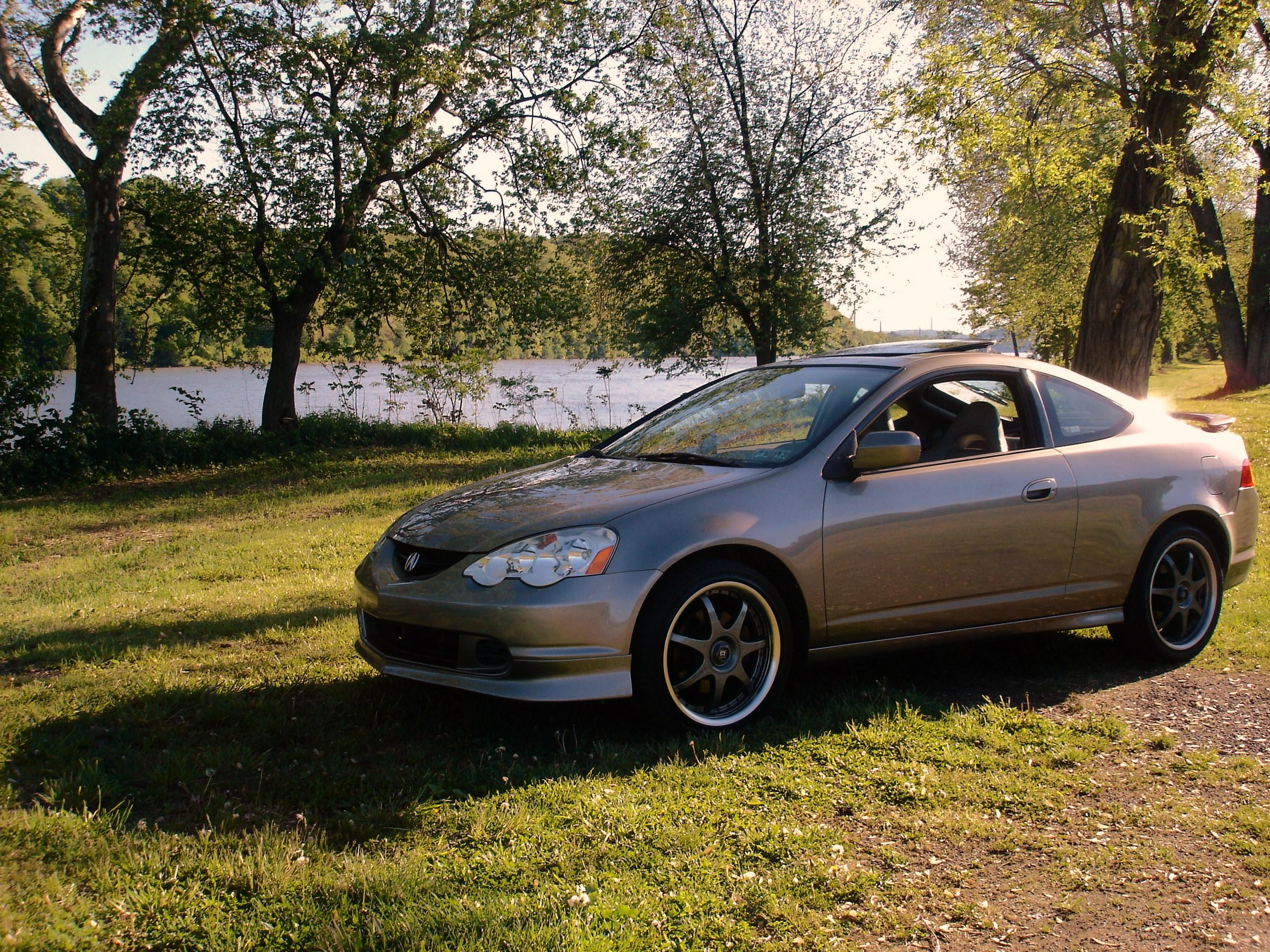 2004 Accord V6 CM8 vs Rsx Type S