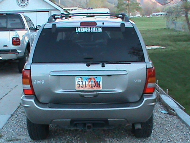 Another robsnarr 1999 Jeep Grand Cherokee post... - 14473419
