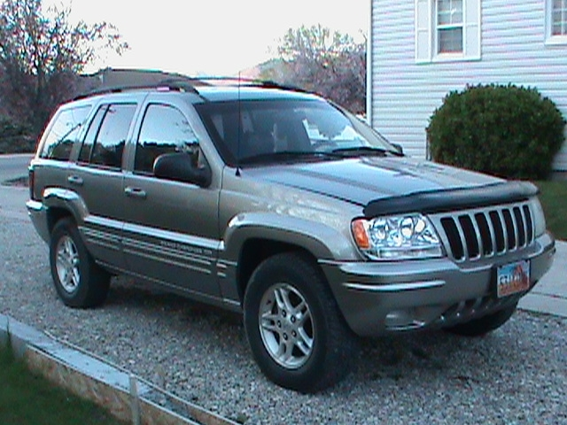 Another robsnarr 1999 Jeep Grand Cherokee post... - 14473420