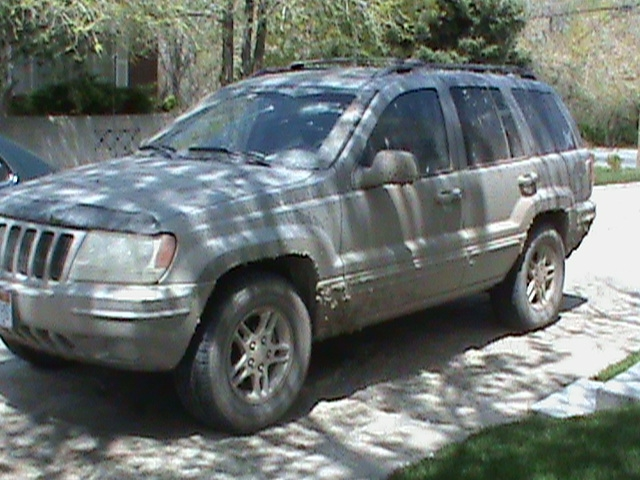 Another robsnarr 1999 Jeep Grand Cherokee post... - 14473425
