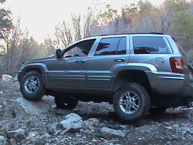 Another robsnarr 1999 Jeep Grand Cherokee post... - 14473429