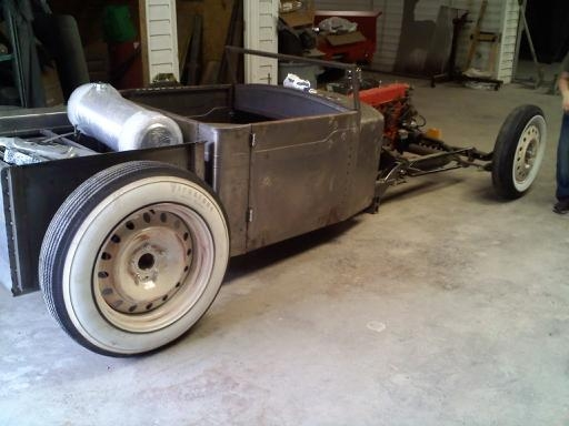 Another bagginwaggon 1930 Chevrolet 1500 Extended Cab post... - 14474923