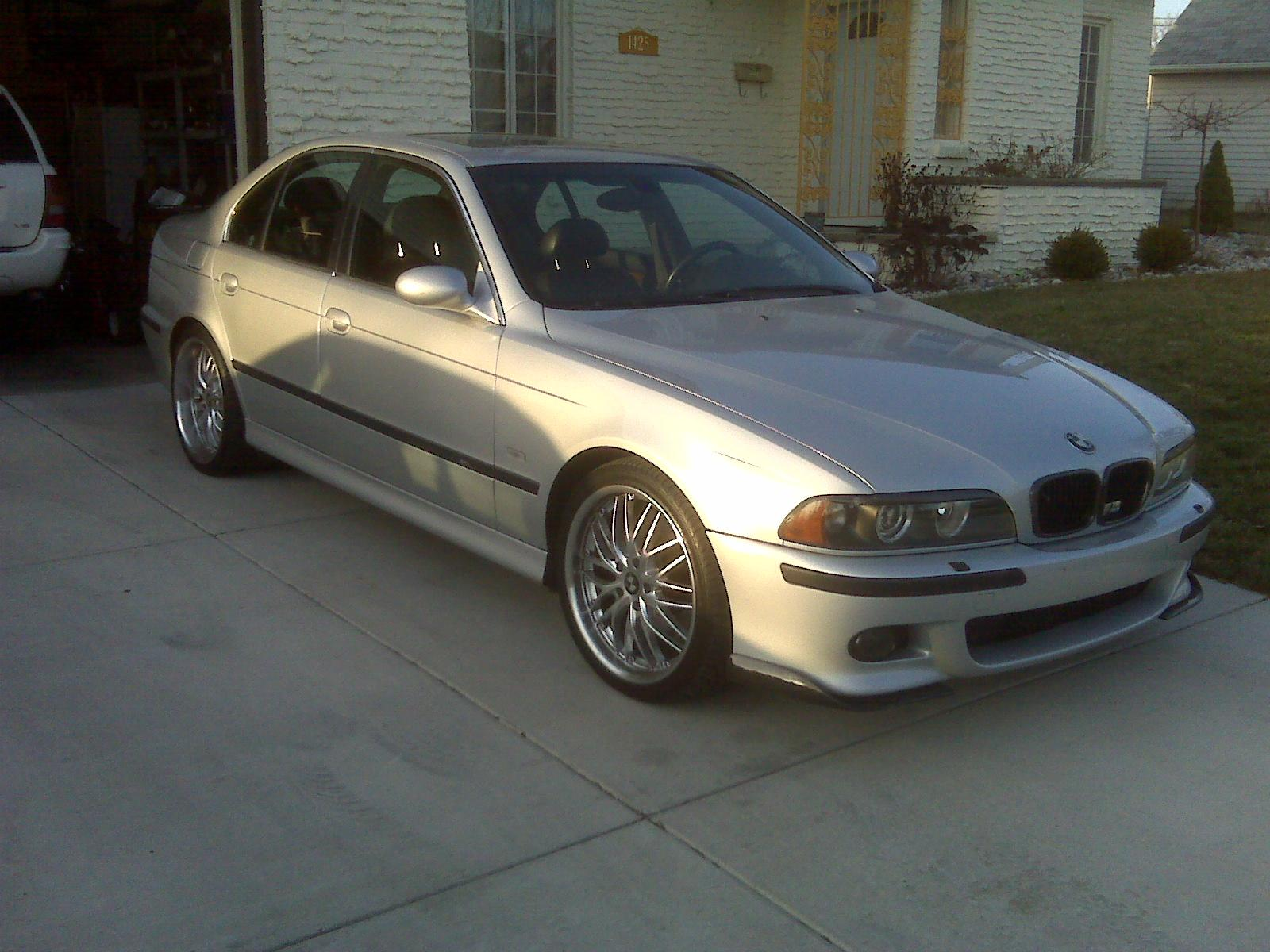 Another boadysride 2000 BMW M5 post... - 14475089