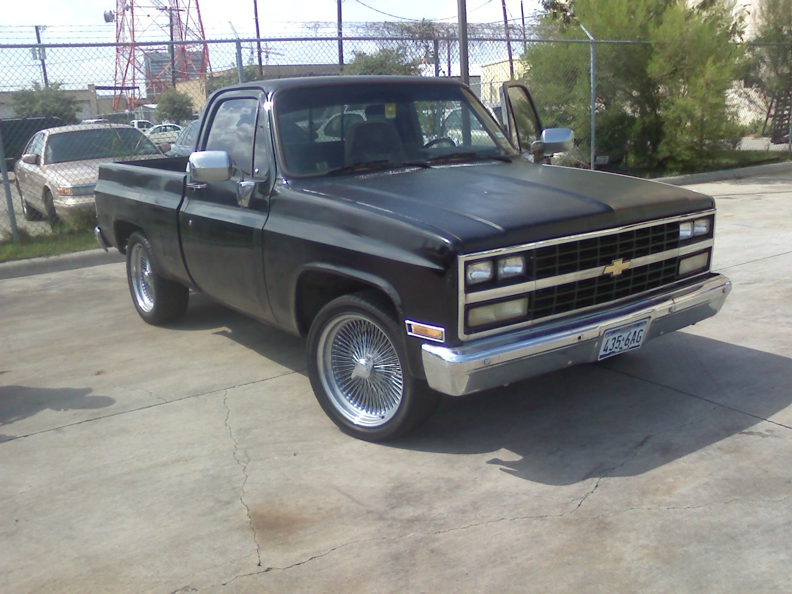 phil25 1985 Chevrolet Silverado 1500 Regular Cab Specs, Photos ...