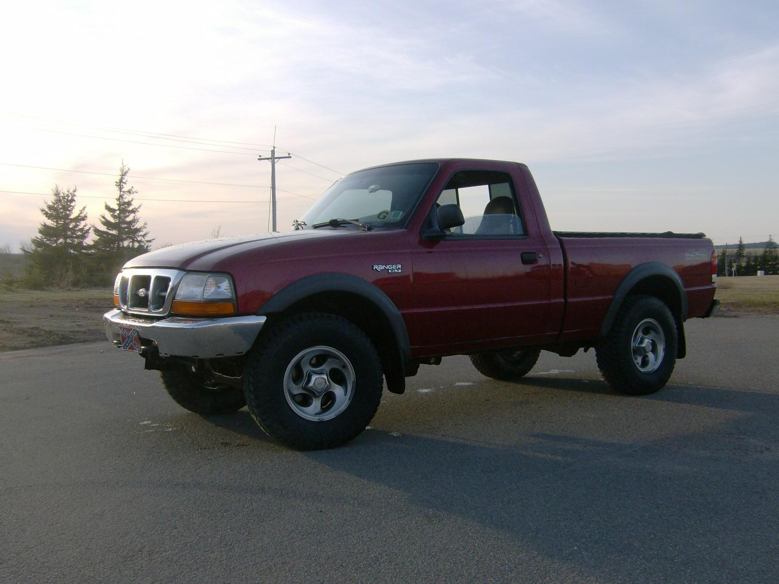 matty_17's 1999 Ford Ranger Regular Cab
