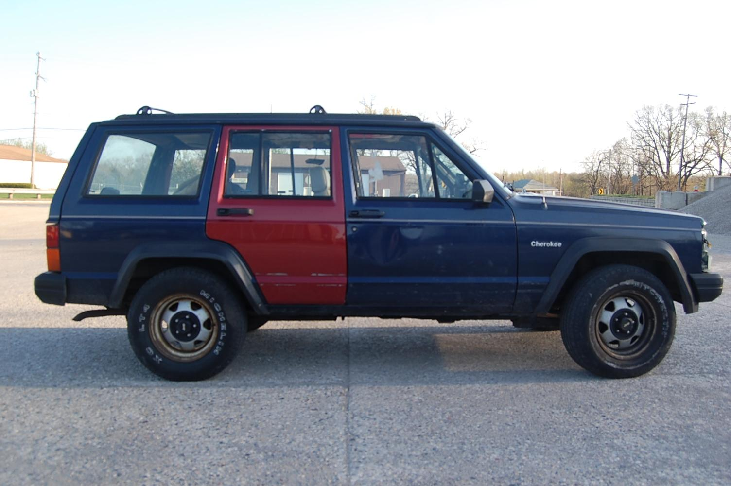 Another Ineon 1994 Jeep Cherokee post... - 14474495