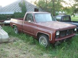 FY588s 1980 Chevrolet C/K Pick-Up