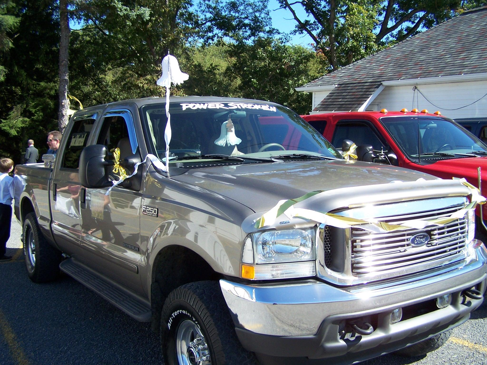 Another DIESELFANATIC 2002 Ford F250 Super Duty Crew Cab post... - 14476331