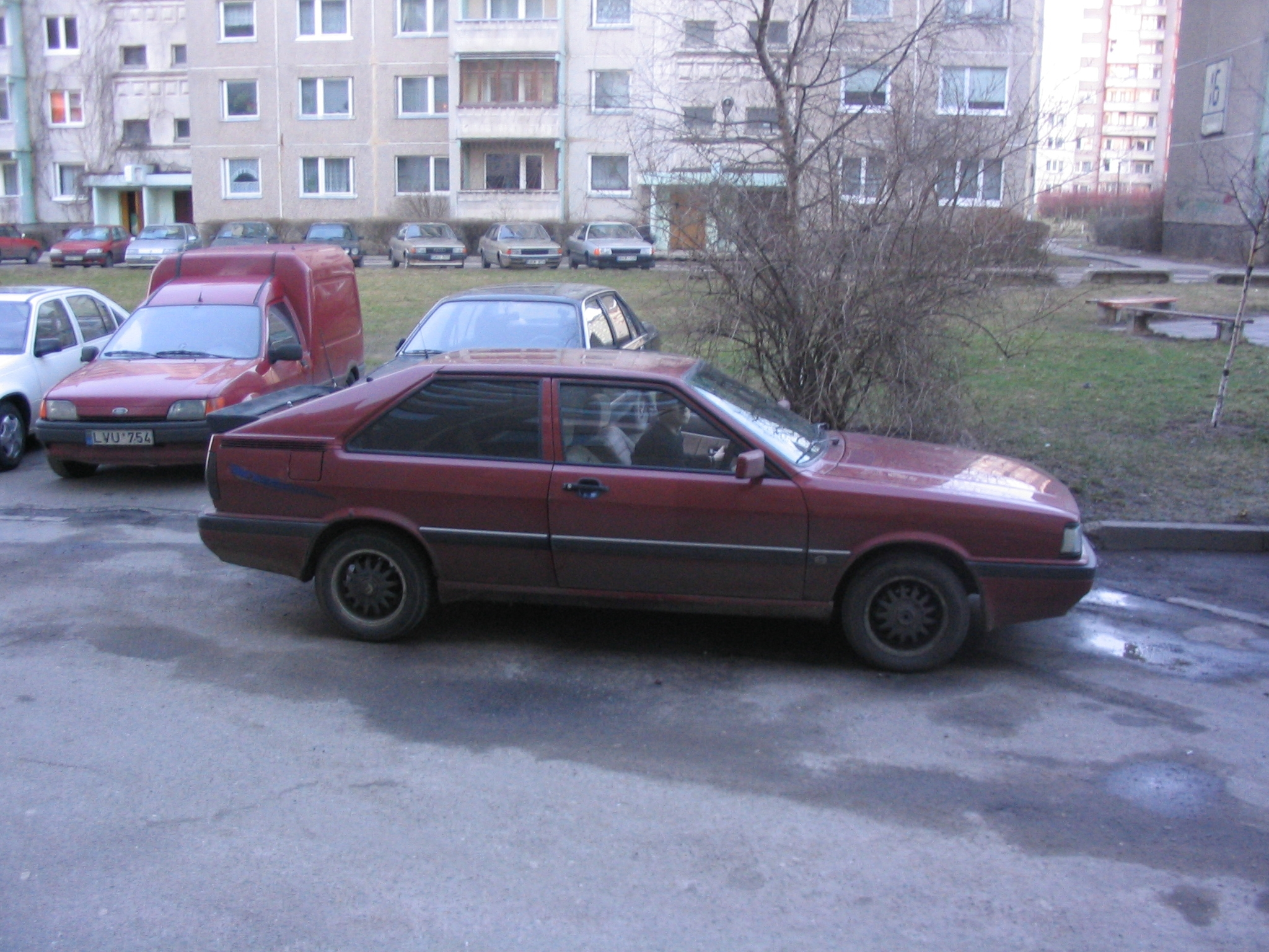 Shotokan6 1986 Audi Coupe 14476485